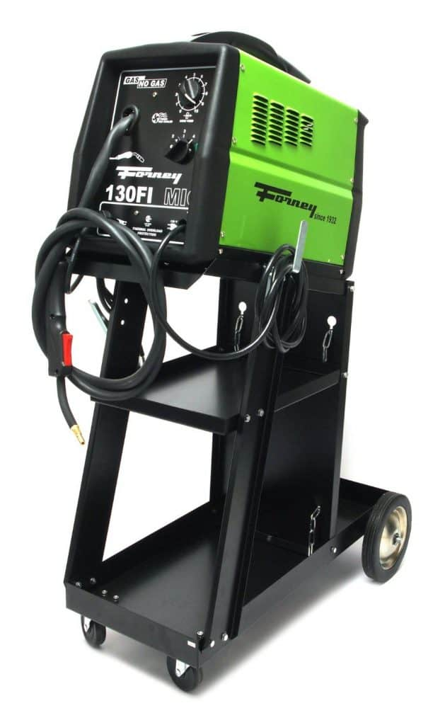 Forney 307 MIG Welder 130FI-A Flux Core