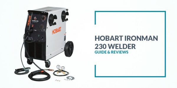 Hobart Ironman 230 Mig Welder For Life Out Here Gallery