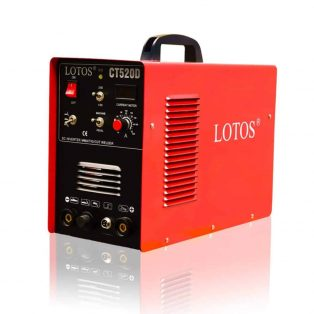 Lotos CT520D Plasma Cutter and TIG Welder