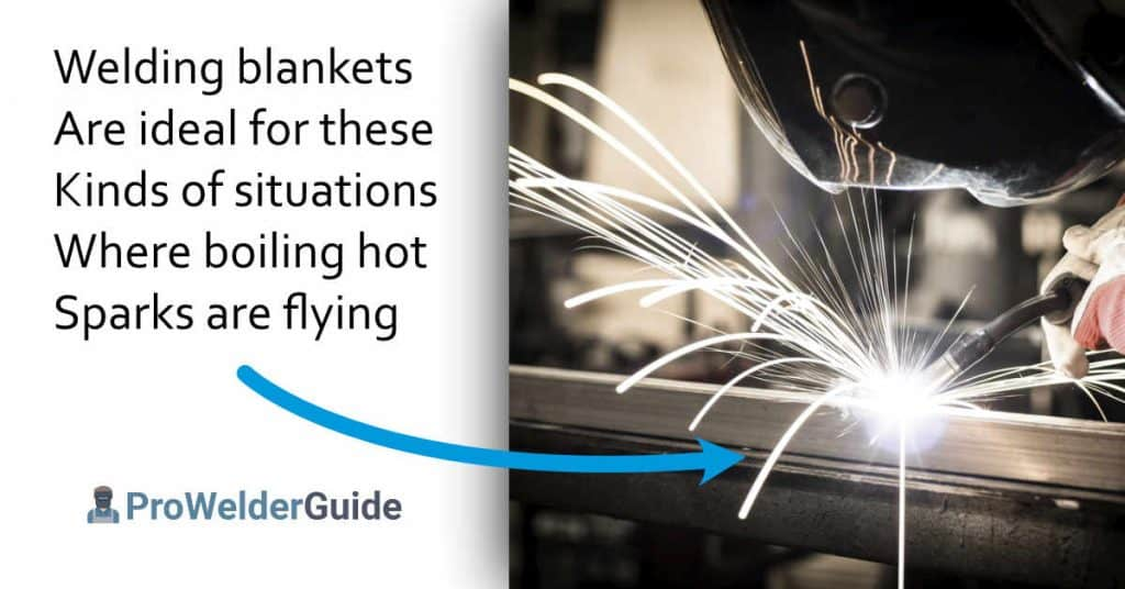 What Is A Welding Blanket & What Materials Are Used To Make It?