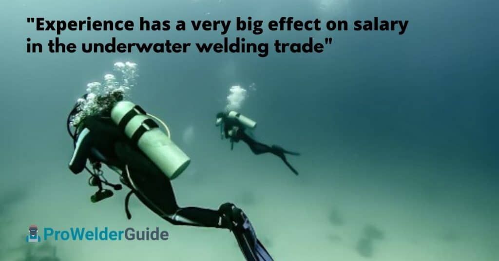 Underwater Welder Salary | Job Prospects and What to Expect 1