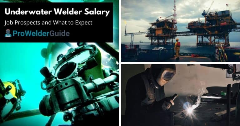 Underwater Welder Salary | Job Prospects and What to Expect
