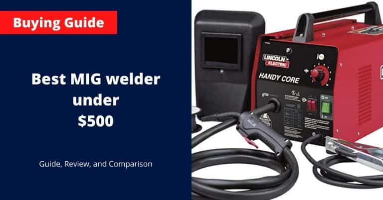 Best MIG welder under $500