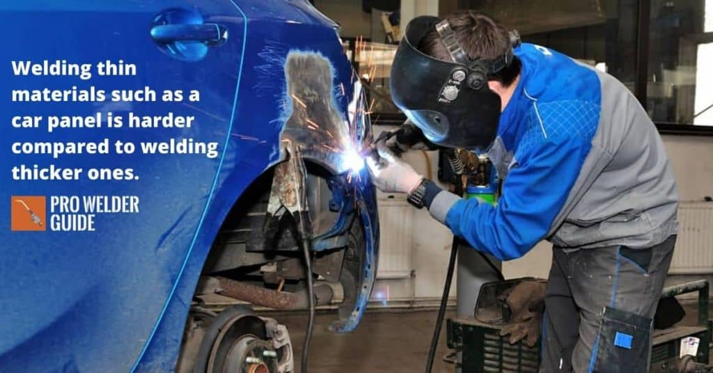 Best Welder for Car Panels and auto repair