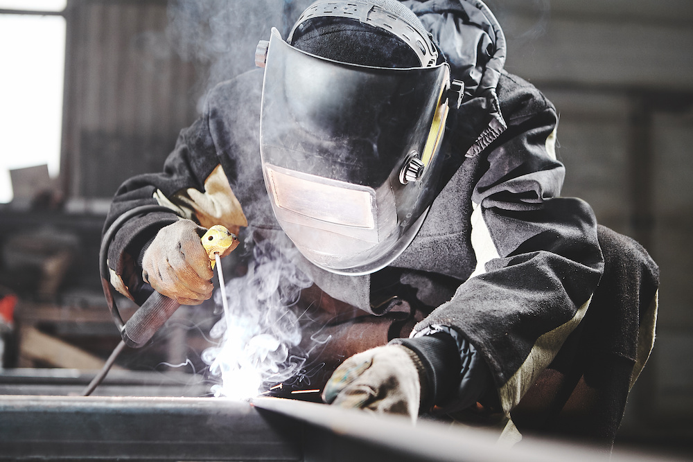 facts on what gas does a mig welder use